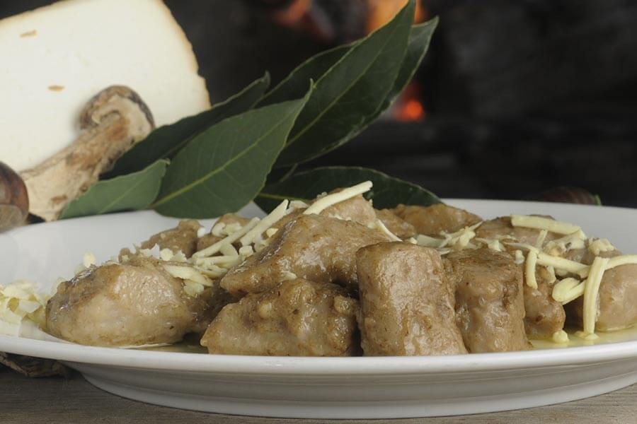 Chestnut Gnocchi Recipe