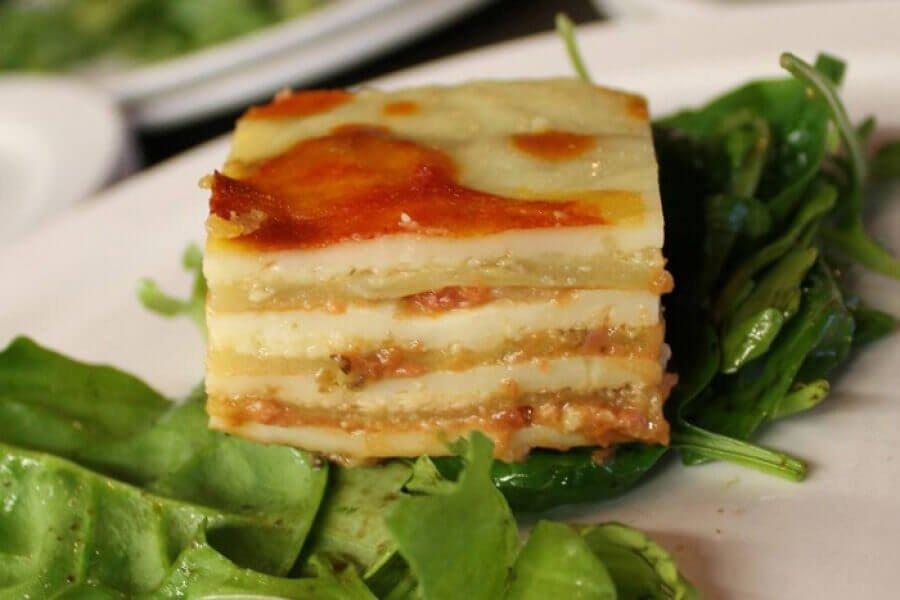 Italian-Market-Melanzane alla Parmigiana-Recipe