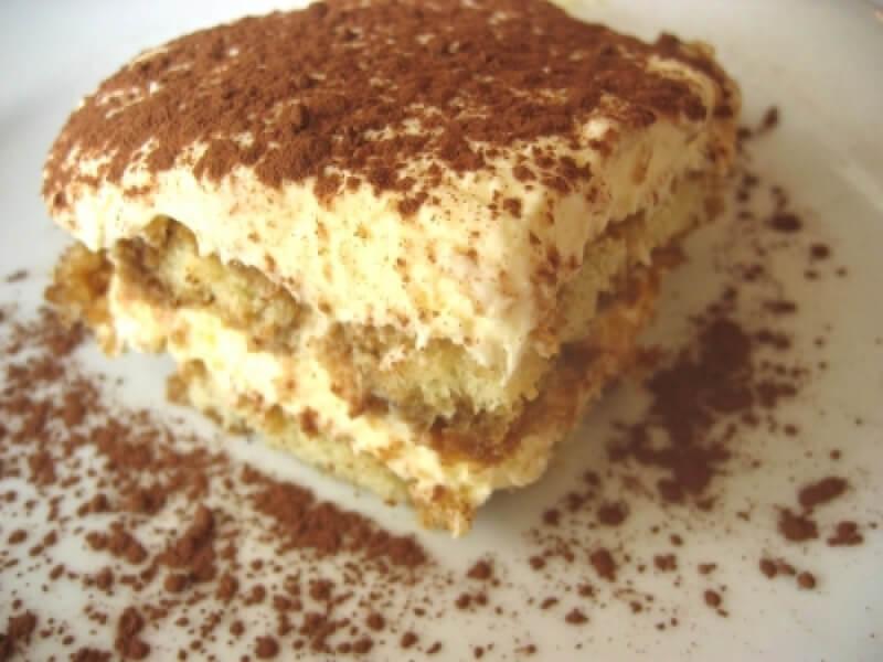 Italian Market Tiramisu Recipe