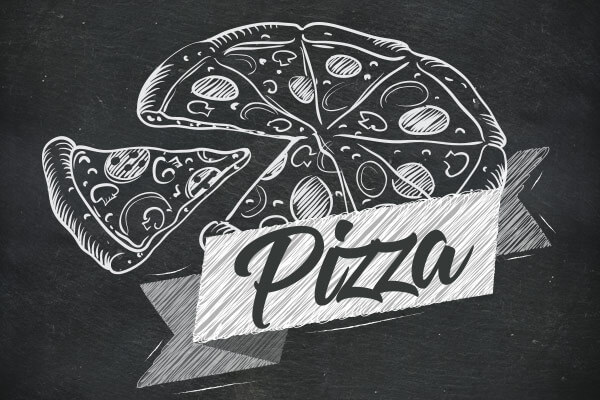 Daily Pizza Special Graphic