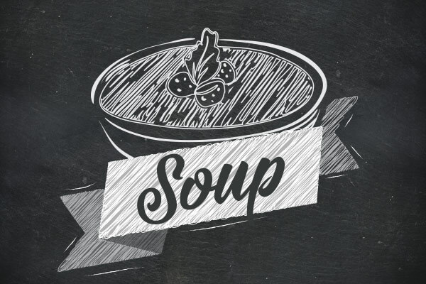Daily Soup Special Graphic